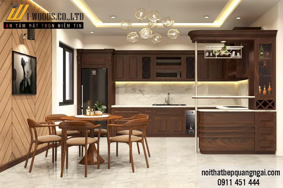 IWoods giúp bạn sở hữu nội thất bền đẹp